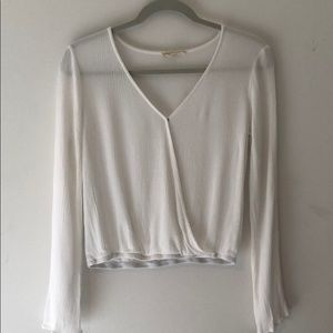 L.A. Hearts Long Sleeved Blouse